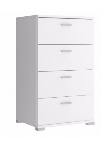 official photos 1f13c 3cff9 BRAND NEW CHEST OF DRAWERS 50cm WHITE