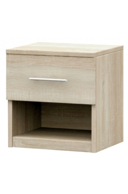 BEDSIDE TABLE 'SONOMA' SONOMA OAK