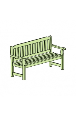 Cortina Garden Furniture - Bench