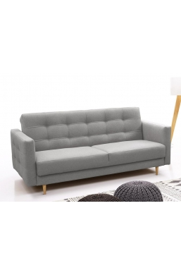 BEAUTIFUL SOFA GODIVO LIGHT GRAY