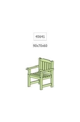 Cortina Garden Furniture - Chair