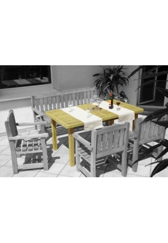 Cortina Garden Furniture - Table