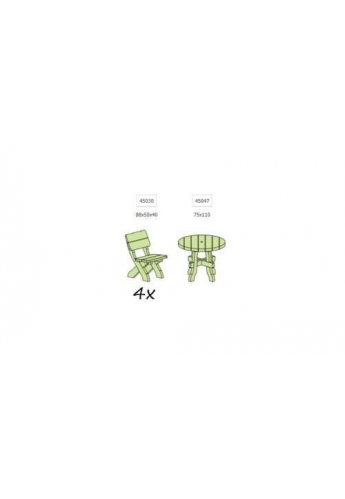 Milosz Garden Furniture - Chair