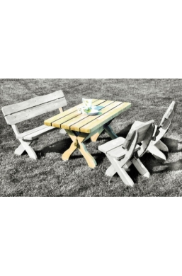 Milosz Garden Furniture - Rectangular Table