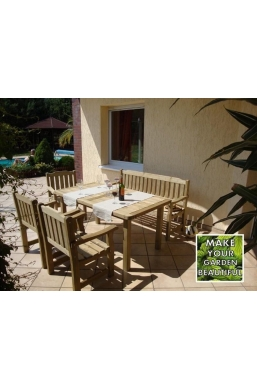 Cortina Garden Furniture Set